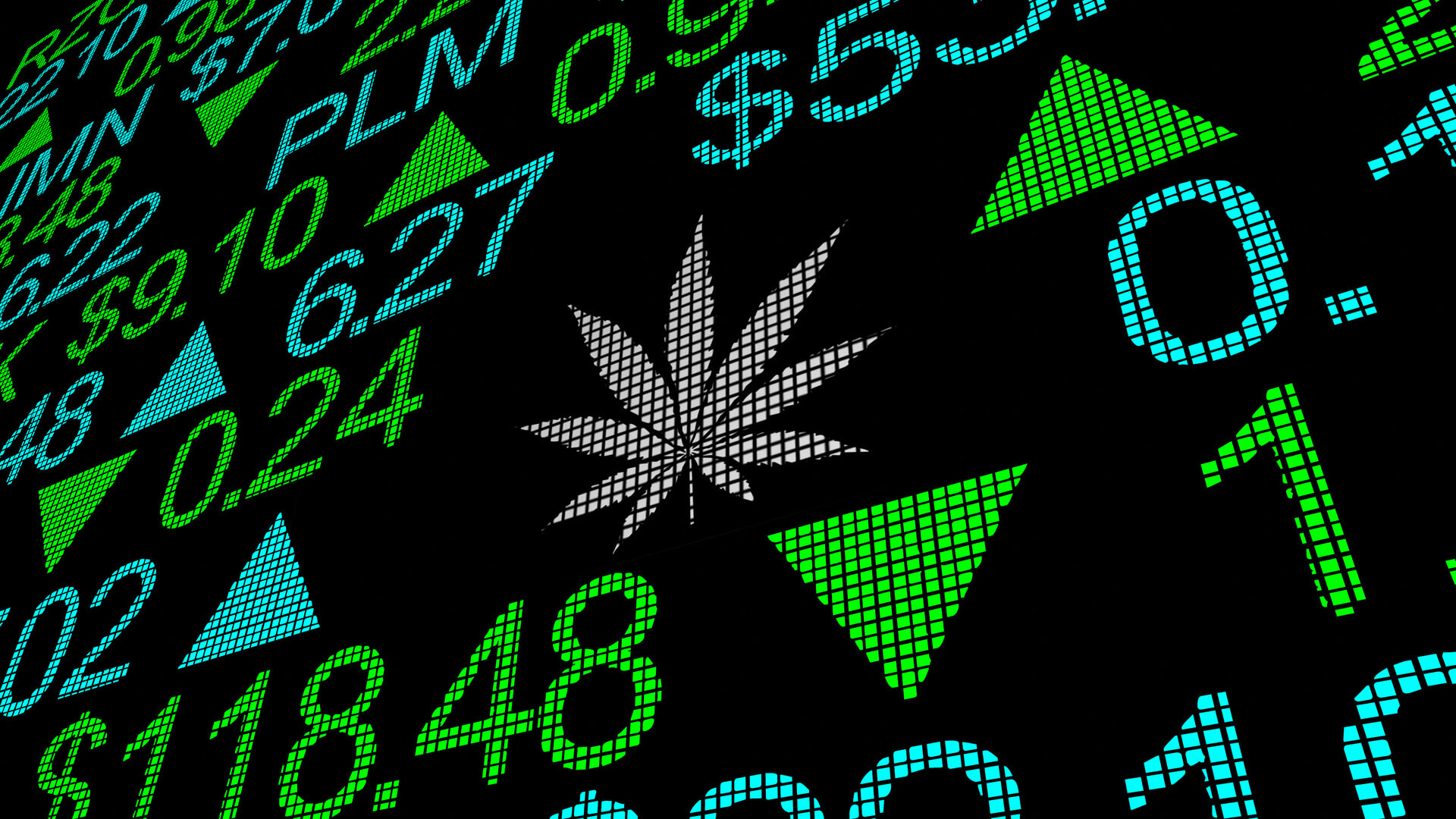 photo of Green Wave: Weed Stocks Continue to Skyrocket image